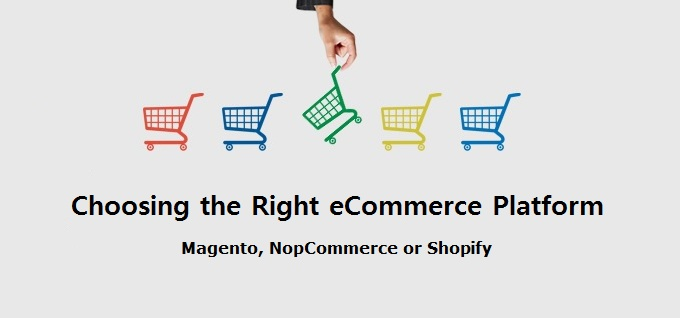 Reasons Why Shopify Is Best Ecommerce Platform